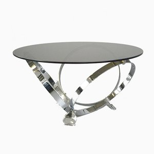 Mid-Century Coffee Table by Knut Hesterberg, 1970s