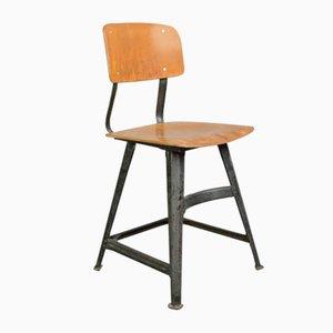 Industrial Model XI Chair by Rowac, 1930s