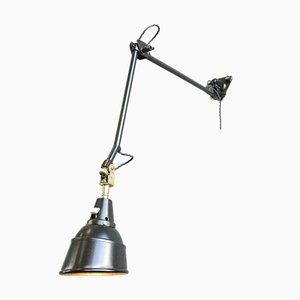 Lampada da parete Task Task di Midgard / Industriewerke Auma, anni '40
