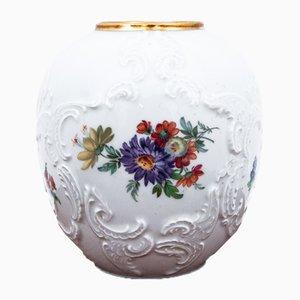 German Porcelain Vase from Royal Porzellan KPM