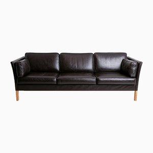 Model EJ260/3 Leather Sofa from Erik Jorgensen
