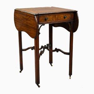 Tavolo in mogano, anni '20