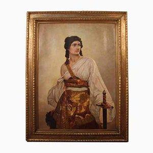 Grande Peinture, Judith avec la Tête d'Holopherne