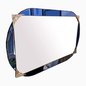 Art Deco Wall Mirror, 1920