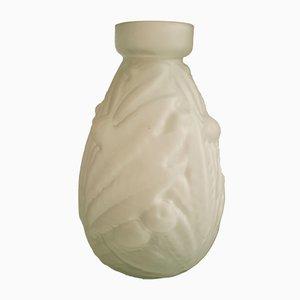 Art Deco Vase von Muller Frères