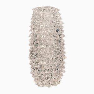Vaso grande moderno nello stile di Ercole Barovier, Italia
