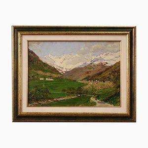 Kleine Landschaftsmalerei, 20. Jahrhundert