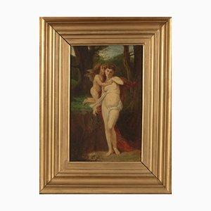 19th Century French School Venus and Amor