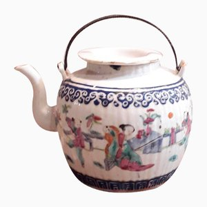 Vintage Chinese Teapot, 1800s