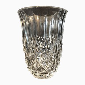 Crystal Vase from Val St Lambert