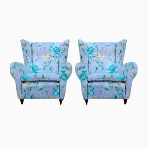 Armchairs from Paolo Buffa, 1950s, Set of 2