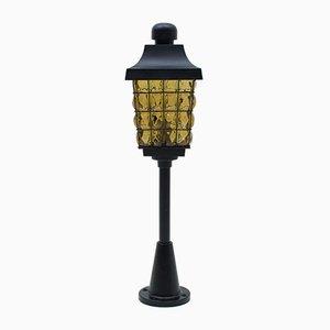 Lampe d'Extérieur en Verre Bullé par Hofmeister, Allemagne, 1960s