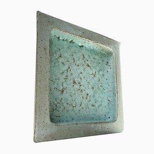 Ceramic Raku Bowl by Sten Borsting