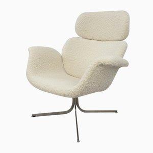 Großer Tulip Chair von Pierre Paulin für Artifort, 1960er