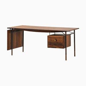 Modell BO-69 Schreibtisch von Finn Juhl für Bovirke, Dänemark