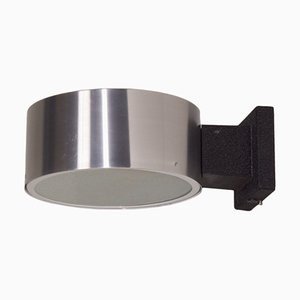 Model C-1506 Wall Lamp in Aluminum and Glass from Raak, 1960s