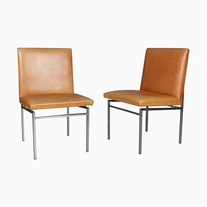 Chairs by Poul Nørreklit, Set of 2