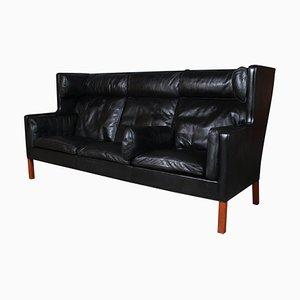 Modell 2193 Kupé Drei-Sitzer Sofa von Børge Mogensen für Fredericia