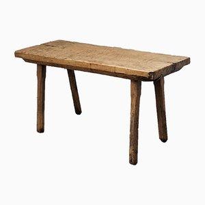 Tavolo antico da macellaio