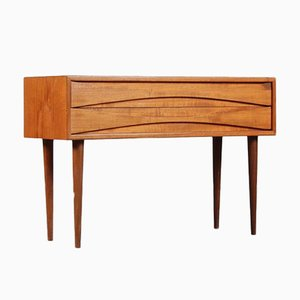 Nachttisch von Arne Vodder für Sibast, Dänemark