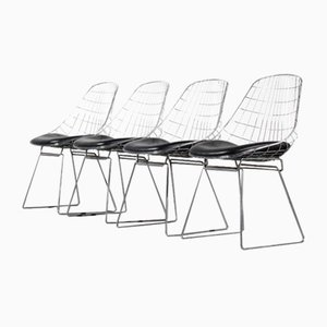 SM05 Dining Chairs by Cees Braakman for Pastoe, Netherlands, 1950s, Set of 4