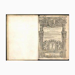 Ludovico Ariosto, Orlando Furioso, edición original, 1603