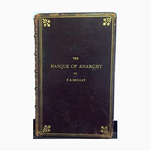 Percy Bysshe Shelley, The Masque of Anarchy, Original Edition, 1892
