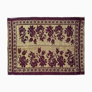 Vintage Romanian Carpet