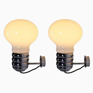 Wandlampen von Ingo Maurer, 2er Set