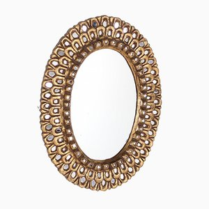 Mirror in the style of Line Vautrin