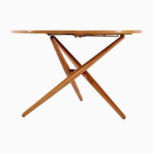 Dreibeiniger Tisch von Jürg Bally & Wohnhilfe