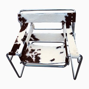 Wassily Armchair by Marcel Breuer