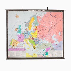 Very Large Map of Europe