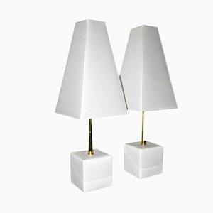 Esperia Edition Tischlampen von Angelo Brotto, 1980, 2er Set