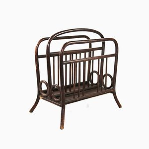 Mod. 33 Music or Magazine Rack from Thonet, 1900s
