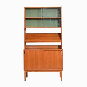 Bookcase or Cupboard with Rack and a Small Sideboard from Bodafors