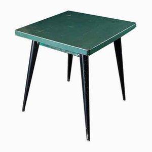Tavoli modello 55 Mid-Century di Xavier Pauchard per Tolix, set di 2