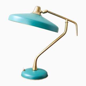 Tischlampe von Oscar Torlasco für Lumi, 1950er