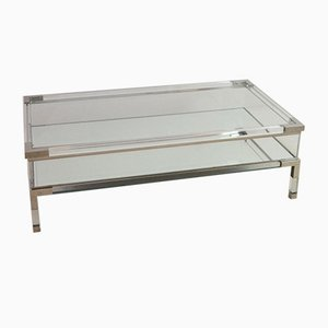 Coffee Table with Sliding Top