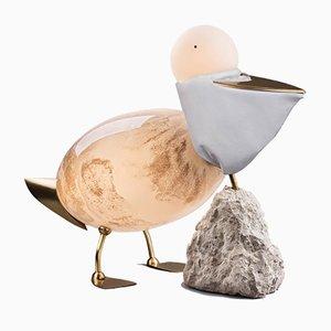 Lámpara de mesa Pelican