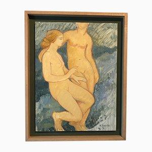 Robert Bouille, Female Nudes