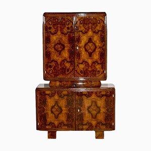 Art Deco Mirror Cabinet