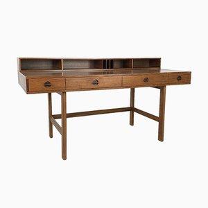 Teak Desk by Jens Quistgaard for Lovig, 1970s