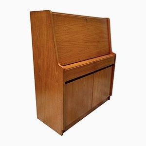 Vintage Bureau oder Schrank mit Schreibtisch von Remploy
