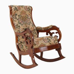 Antique Rocking Chair, 1890s