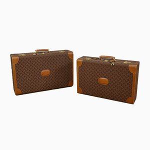 Vintage Suitcases from Pirovano, Italy, 1960s, Set of 2