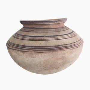 Récipient Xl Handcrafted Pottery, Hongrie, Début 1900s
