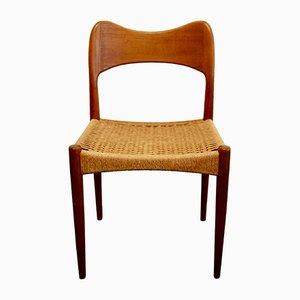 Esszimmerstühle von Arne Hovmand Olsen für Mogens Kold, 6er Set