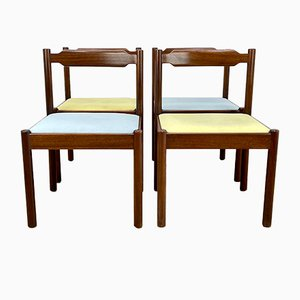Mid-Century Dining Chairs from Greaves & Thomas, Set of 4