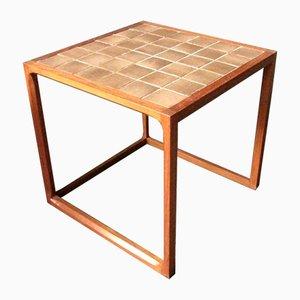 Coffee Table Attributed to Kai Kristiansen for Aksel Kjersgaard
